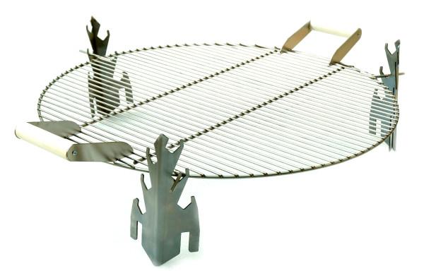 SvenskaV Grillaufsatz für die Feuerschale VENTA 45 cm